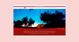 Inicio Urbs regia Diseño web creative studio