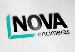 Portfolio Creative Studio logotipo Nova Encimeras