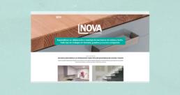 Portfolio Creative Studio web Nova Encimeras