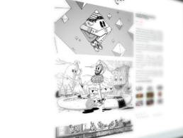 detalle portfolio web zlope Creative Studio