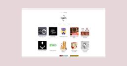 inicio portfolio zlope Creative Studio