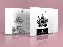 pagina portfolio web zlope Creative Studio