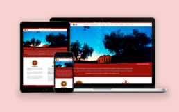 vistas web responsive de Urbs Regia Creative Studio
