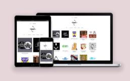 vistas web responsive de Zlope Creative Studio