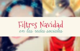 Filtros navidad redes sociales