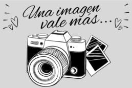 Post-una-frase-vale-más cámara en blanco y negro