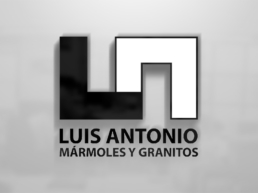 logo-luis-antonio-marmoles creative studio