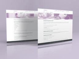 Página web Centro Mendigorría Creative Studio