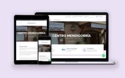 Responsive Centro Mendigorría Creative Studio