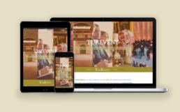 Responsive TurEvent - Creative Studio