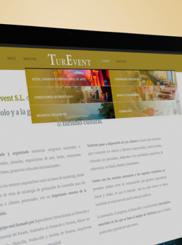 Turevent-creative-studio-web
