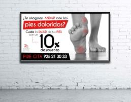 Cartel 2h peluqueros y esteticistas - Creative Studio, Diseño, Web y Publicidad en Toledo