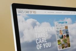 Página Web TurEvent takes care of you - Creative Studio, Diseño, Web y Publicidad en Toledo (Inicio)