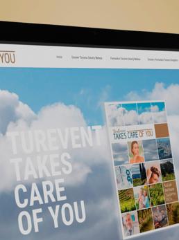 turevent takes care of you - creative studio, Diseño, Web y Publicidad en Toledo