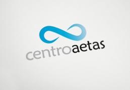 Logo Centro Aetas - Creative Studio, diseño, web y publicidad en Toledo