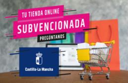 Tienda online subvencionada por la Junta de Castilla-La Mancha -Creative Studio,diseño, web y publicidad en Toledo