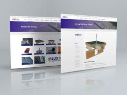 LUXTOP Sistemas anticaídas-Creative Studio, diseño, web y publicidad en Toledo