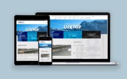 LUXTOP Sistemas anticaídas -Creative Studio, diseño, web y publicidad en Toledo