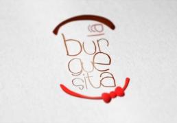 Logo La Burguesita - Creative Studio, diseño, web y publicidad en Toledo