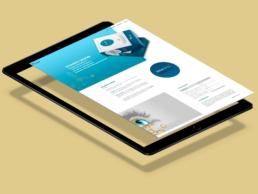 Página web Ipad Dr Lembke - Creative Studio, diseño, web y publicidad en Toledo
