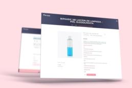 Tienda Online Elixir Centro de Belleza - Creative Studio, diseño, web y publicidad en Toledo