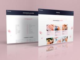 Tratamientos Elixir Centro de Belleza - Creative Studio, diseño, web y publicidad en Toledo