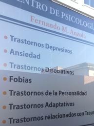 Centro de Psicologia Fernando Anzola - Creative Studio, diseño, web y publicidad en Toledo