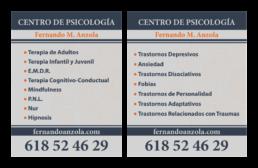 Fernando Anzola Psicólogo - Creative Studio, diseño, web y publicidad en Toledo