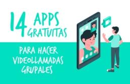 Aplicaciones gratuitas para hacer videollamadas grupales - Creative Studio, diseño, web y publicidad en Toled