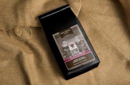 Etiquetas Toletum Natural Coffee - Creative Studio, diseño, web y publicidad en Toledo