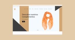 RGS Complementos tienda online - Creative Studio, diseño, web y publicidad en Toledo