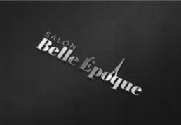 Salón Belle Époque logotipo - Creative Studio, diseño, web y publicidad en Toledo