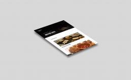 Carta Página web Taberna Asturiana Zapico - Creative Studio, diseño, web y publicidad en Toledo