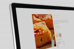 Producto Caseríssima, obrador sin gluten - Creative Studio, diseño, web y publicidad en Toledo